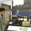 World War I and II display