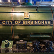 City of Birmingham steam locomotive