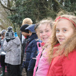 School children visiting Sarehole Mill