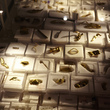 Research case of Staffordshire Hoard fragments