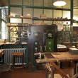 The office in the Museum of the Jewellery Quarter