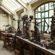 The workshop in the Museum of the Jewellery Quarter