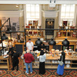 The Edwardian Tearooms at Birmingham Museum