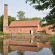 Sarehole Mill and millpond