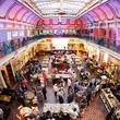 The Edwardian Tearooms at Birmingham Museum and Art Gallery