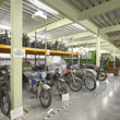 Transport stores at the Museum Collection Centre
