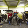 Cars in the Museum Collection Centre