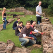 Volunteers at Weoley Castle