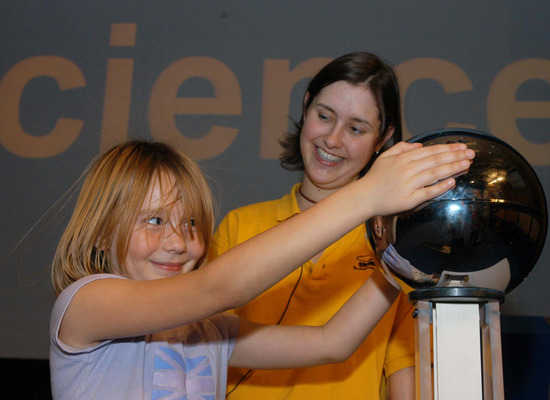 Thinktank science show