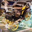 The Star Benz motorcar in the Move It gallery