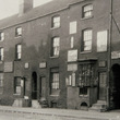 Old photograph of the Jewellery Quarter