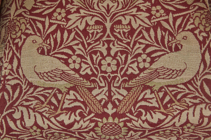 William Morris Bird fabric