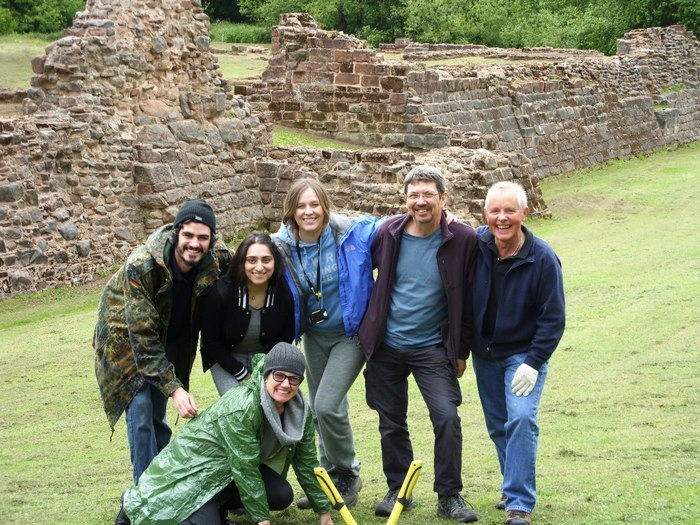Conservation Club at Weoley Castle