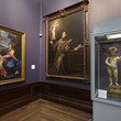 Baroque galleries at Birmingham Museum and Art Gallery