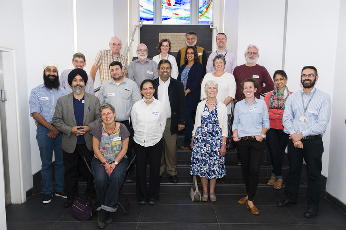 Faith in Birmingham working group