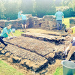 Corporate away day volunteering at Weoley Castle