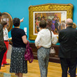 Tour of the Pre-Raphaelite gallery