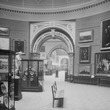 The Round Room 1885-1890 by an unknown photographer