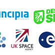 Destination Space supporter logos