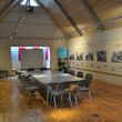 The events space at Blakesley Hall