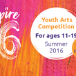 Inspire 16 Youth Art Competition for Ages 11-19 years