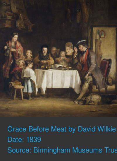 grace before meat essayest Grace before meat essayist crossword clue posted by krist on 28 october 2018, 2:30 am here is the answer for: grace before meat essayist crossword clue answers, solutions for the popular game usa today crossword.
