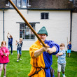Tudor weekend at Blakesley Hall