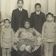 Collecting Birmingham: Mrs McGhie-Belgrave MBE and family