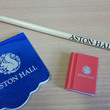 Aston Hall goodie bag £1.50