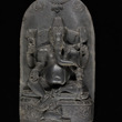 Stela of Ganesha 11th century Bihar India