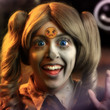 Rachel Maclean - Feed Me, 2015. Courtesy the artist Arts Council Collection, Southbank Centre, London