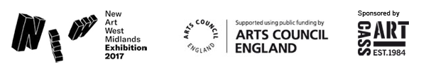 New Art West Midlands supporter logos
