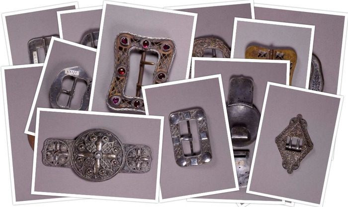 Collage of School of Jewellery pieces
