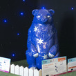 Ursa Minor - The Littlest Bear by Willard Wiggan MBE and children from Birmingham Children's Hospital at Birmingham Museum and Art Gallery