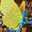 Winged family craft activity