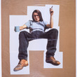 Sarah Lucas, Self-Portrait with Mug of Tea, 1993 © Sarah Lucas, courtesy Sadie Coles HQ, London