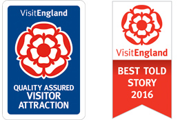 Visit England Quality Marque and Visit England Best Told Story 2016