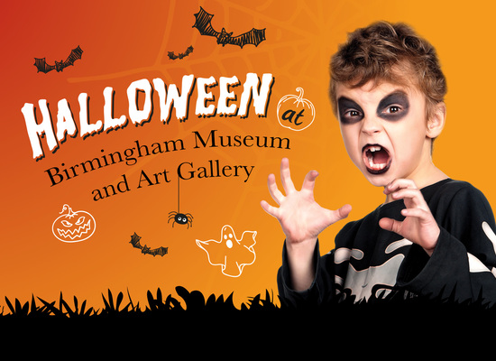 Bmag halloween whats on