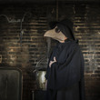 The Plague Doctor at Blakesley Hall