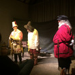 Gunpowder plot performance at Blakesley Hall