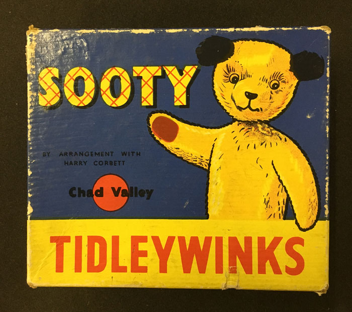 Chad Valley Sooty Tidleywinks