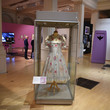 Grayson Perry, Claire's Coming Out Dress, 2000, © the artist, image by Jerry Hardman-Jones, Nottingham City Museums & Galleries collection. Coming Out: Sexuality, Gender and Identity exhibition at Birmingham Museum and Art Gallery