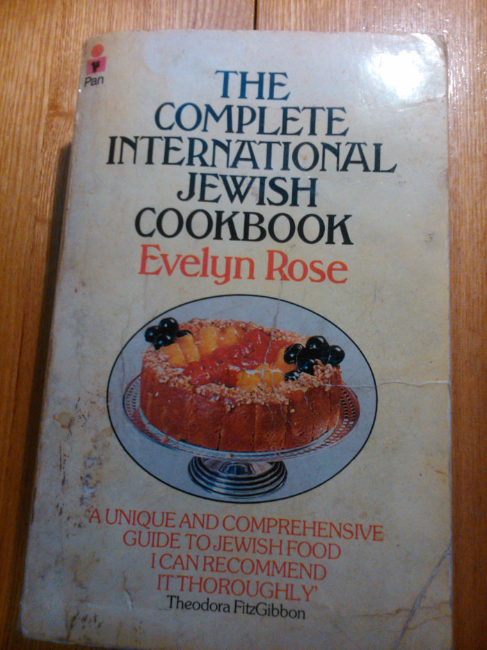 The Complete International Jewish Cookbook