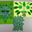Green Man children's craft activity