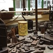 Tools as they were left at the Smith & Pepper jewellery manufacturing firm when it was closed