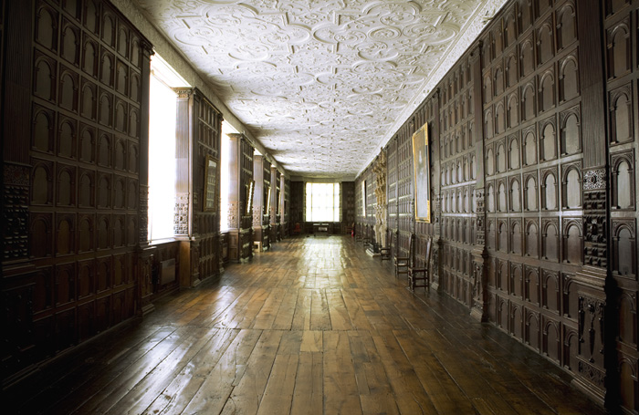 Aston Hall Long Gallery
