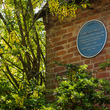 Sarehole Mill Blue Plaque