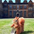 Rufus at Aston Hall