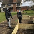 Community Garden at Blakesley Hall