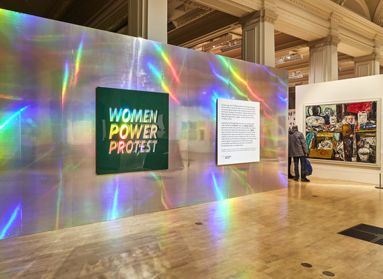 Women%20power%20protest installation%20%286%29